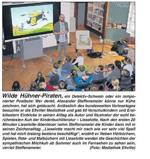 Wilde Hühner-Piraten
